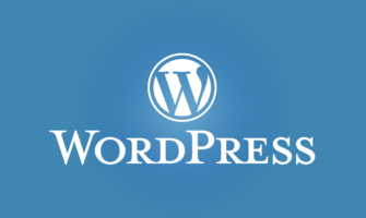 Installed WordPress