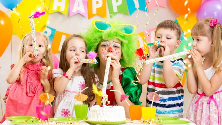best birthday party for your five-year-old!