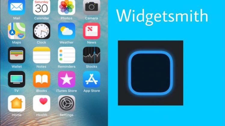 How to use widget smith