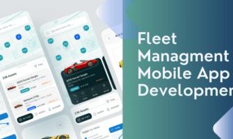 How To Develop A Fleet Management