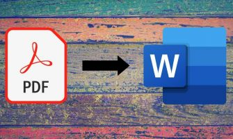 Fastest Way to Convert PDF to Word